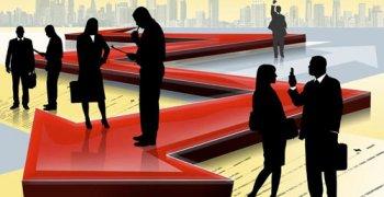 从深圳工作服定做款式类型看职场位置