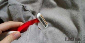 定做工作服装面料起毛球的处理方法