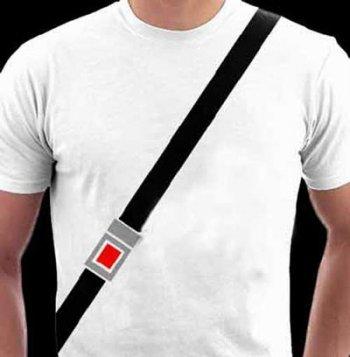 """""""安全带T恤衫""""到底是在忽悠谁?"""