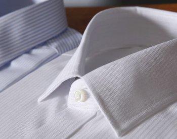 揭开高档工作服定做衣领坚硬有型背后的原因