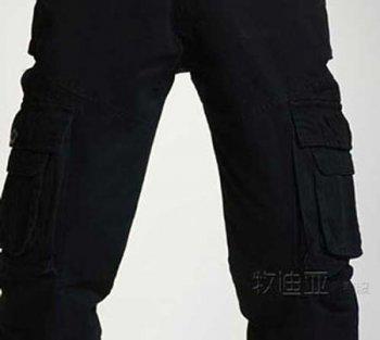 定做工衣知识之服装风琴袋与贴口袋区别