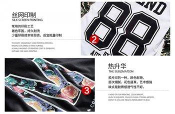 深圳t恤衫定做小贴士:丝印与热转印的区别