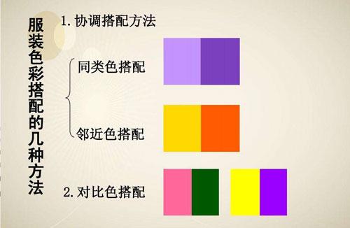 定做工作服装时色彩选择与搭配技巧