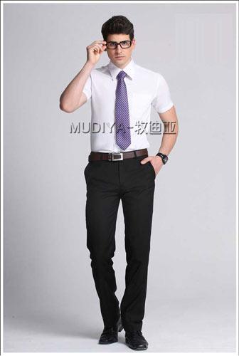 深圳衬衫定制厂家,精致加工可加做绣LOGO