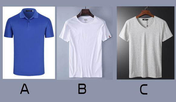 三分钟搞懂POLO衫与T恤衫区别在哪?(图文)