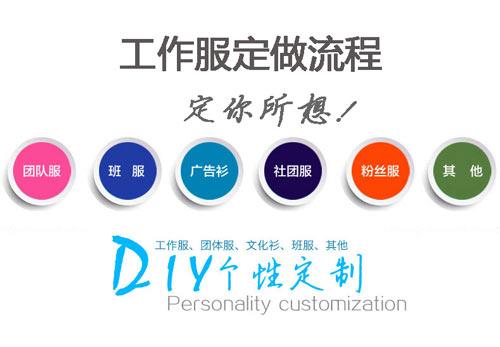 详细的工作服定做流程_看完在深圳订做工衣时才会得心